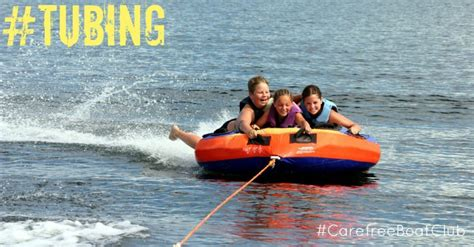 carefree boat club danvers water tubing for beginners carefree boat club