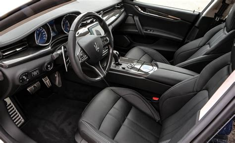 maserati quattroporte 2017 interior 2017 maserati quattroporte cars exclusive videos and