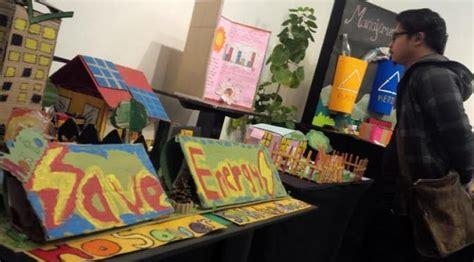 membuat jajanan anak sd kreativitas anak sd ciptakan diorama proyek sekolah hijau