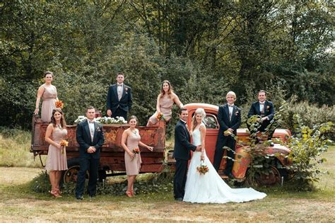 rustic backyard wedding ideas for fall undercover live