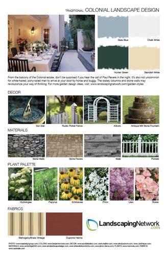 garden style design sheets landscaping network