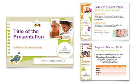 Child Care Presentation Templates Powerpoint Free Child Care Powerpoint Templates
