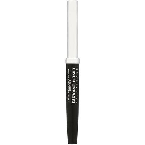 Maybelline Liner maybelline liner express eye liner black