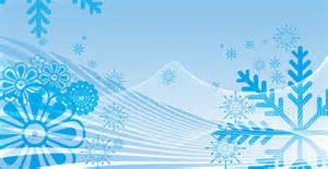 snowflakes background vector 123freevectors