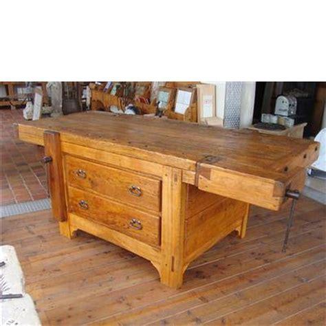 tavolo da falegname vecchio vecchio banco da falegname decorare la tua casa