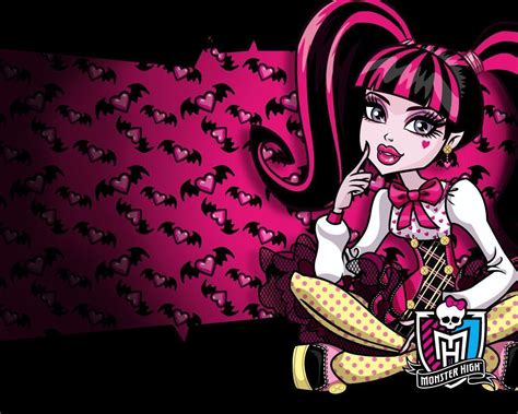 imagenes vectores monster high monster high wallpapers wallpaper cave