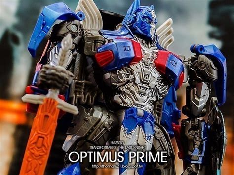 New Listing Transformers The Last V Class Hasbro Figure Optim 玩具心得 hasbro transformers the last voyager class optimus prime 柯博文 玩具人toy news