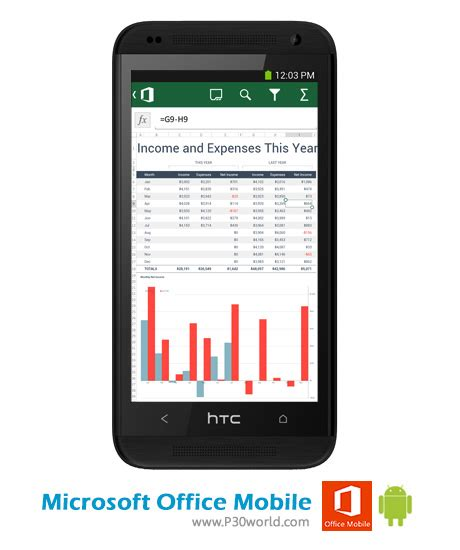 Ms Office Mobile دانلود Microsoft Office Mobile 15 0 3722 2000 نرم افزار