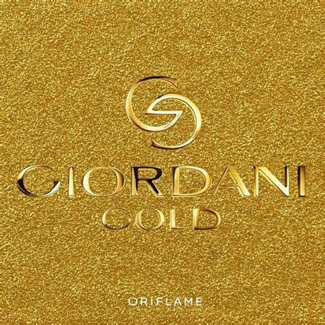 oriflame giordani gold logo gold beautiful pinterest
