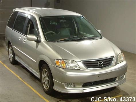 how it works cars 2001 mazda mpv electronic throttle control 2001 mazda mpv silver for sale stock no 43373 japanese used cars exporter