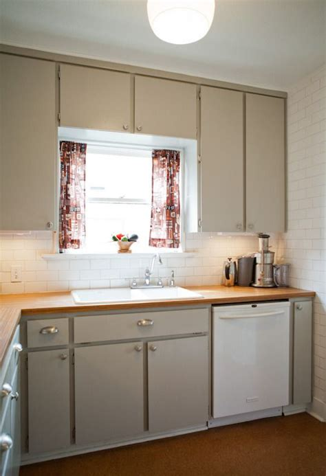 s diy kitchen renovation on a budget kitchen tour