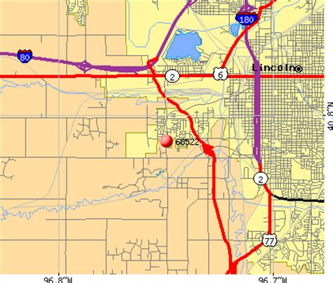 lincoln city or zip lincoln ne zipcode map