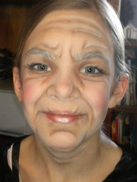 make up ideas for a 48 yr old woman christmas makeup tutorial for 11 year olds saubhaya makeup
