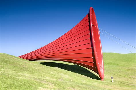 Home Design Center Outlet anish kapoor sculpture fabric architecture structurflex