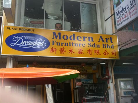 modern art furniture  perak road living  penang