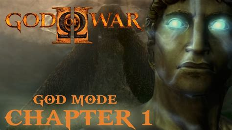 film god of war bioskop god of war 2 chapter 1 fallen god youtube