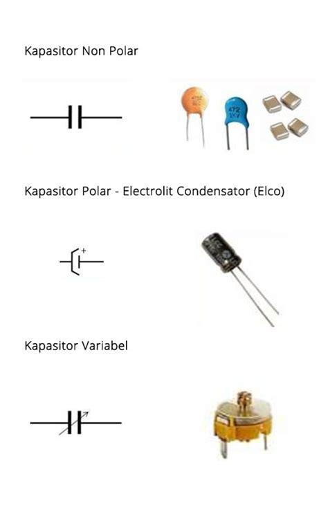 kapasitor dan kapasitansi 5 komponen dasar elektronika beserta fungsinya immersa lab
