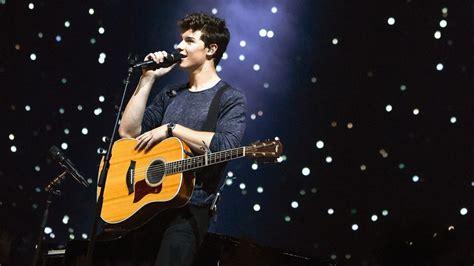 Concert Shawn Mendes tien concerten shawn mendes die nog niet zijn