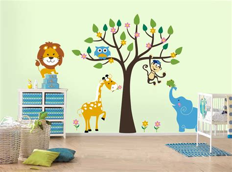 Wallstiker Murah Motif Parking Anak jual wallpaper sticker dinding surabaya 08577 6500 991