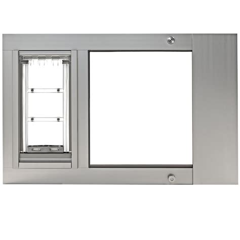 patio pacific door patio pacific thermo sash 3e satin medium 25 quot 28