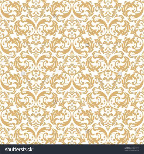 Gold Pattern Wallpaper