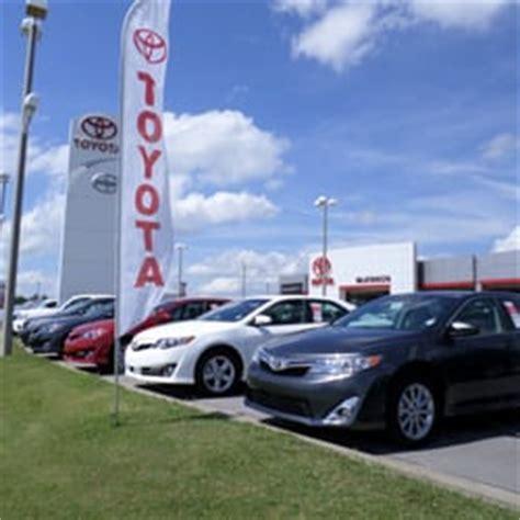Mckinnon Toyota Clanton Al Mckinnon Toyota Car Dealers 235 Price Dr Clanton Al