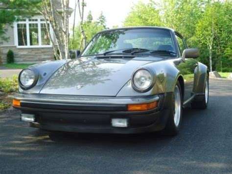 Porsche 930 For Sale Canada by Find Used 1982 Porsche 930 Canadian Car Spec