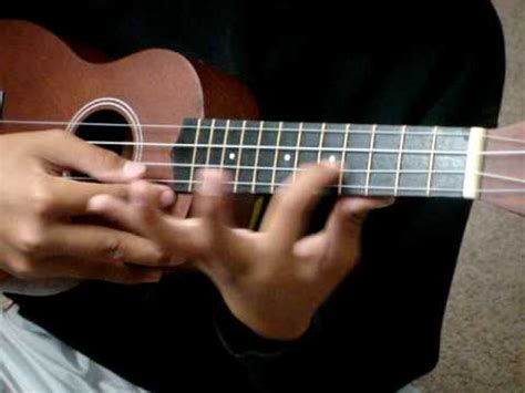 youtube tutorial ukulele banana pancakes ukulele tutorial youtube