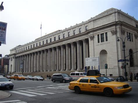 Post Office In Nyc by A Farley Post Office New York City Ny Address