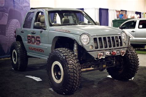 offroad jeep liberty sema 2013 40 awesome off road vehicles rockcrawler
