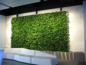 Modern Indoor Herb Garden - the ultimate guide to living green walls ambius