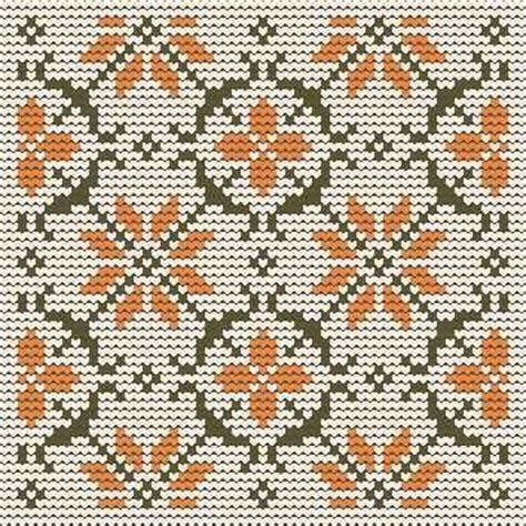 free knitting pattern motifs flowers knitting patterns free knitting charts and