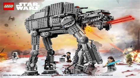 Plakat Lego by Lego 174 Wars 75189 Order Heavy Assault Walker