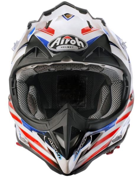 lightest motocross helmet mxa team tested airoh aviator 2 1 helmet motocross