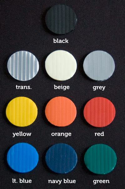 coroplast colour chart canadalawnsigns lawn  yard sign prices canada