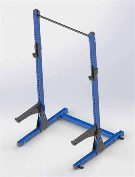 Half Rack Australia by Half Rack For Serious Lifters Atomicmass Strength Equipment
