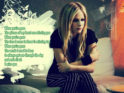 avril lavigne when youre gone official avril lavigne when you re gone avril lavigne wallpaper