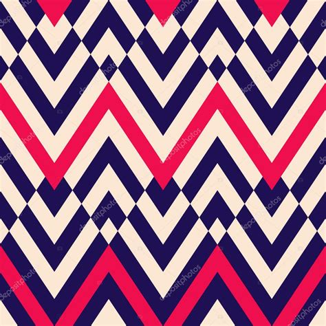 stock pattern picture seamless geometric chevron pattern background stock
