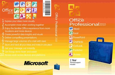Microsoft Office Professional 2010 by Microsoft Office Professional Plus 2010 Version