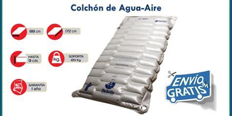 colchon agua colch 243 n de agua aire envio gratis para rehabilitacion