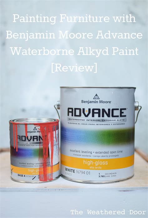 benjamin moore paint prices painting furniture with benjamin moore advance waterborne alkyd paint review the weathered door