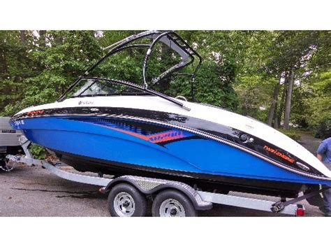yamaha jet boats for sale in ct yamaha 240 boats for sale in connecticut