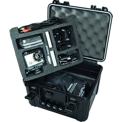 Hardcase Acesoris go professional cases xb 550 for gopro xb 550