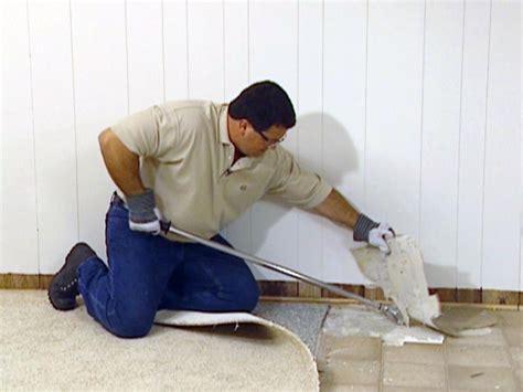 remove  add vinyl flooring  tos diy