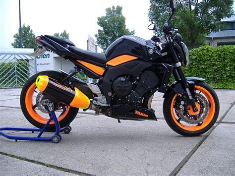 Motorrad Neongelb Lackieren by Lackiercenter Weyers