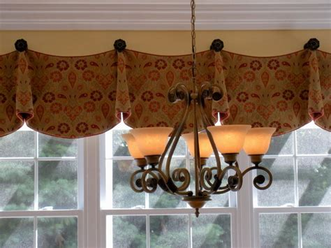 custom window valances