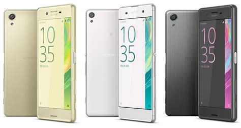 Sony Xperia Model List With Price