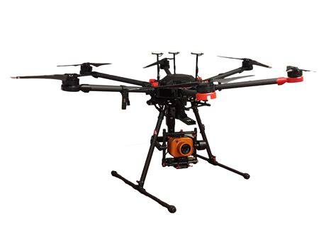 Dji M600 amc ss as vision limited