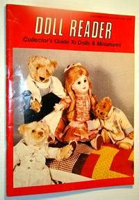 doll reader magazine doll reader magazine collector s guide to dolls