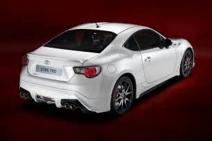 Toyota Gt86 Parts Toyota Gt86 Trd Parts Pictures And Details Autotribute